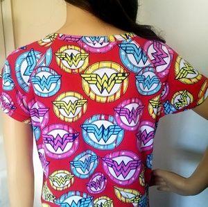 DC Comics Intimates & Sleepwear - WONDER WOMAN Fierce Pajama Shirt